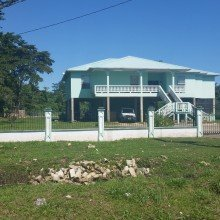 Belize- nice house in PG