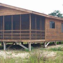 Belize- Mennonite modular houses